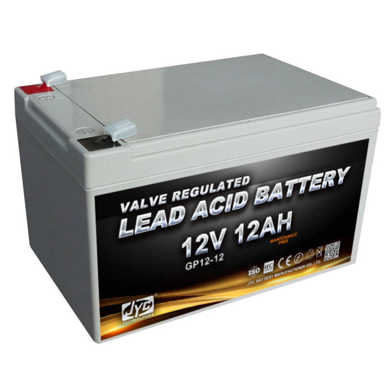 Maintenance Free Sealed Storage Battery 12v 12ah 20hr Lead Acid Battery for UPS