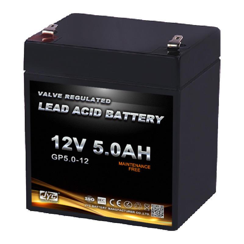Maintenance Free Sealed Battery 12v 5ah 1S2P Form Battery Packs 24v 5ah for UPS