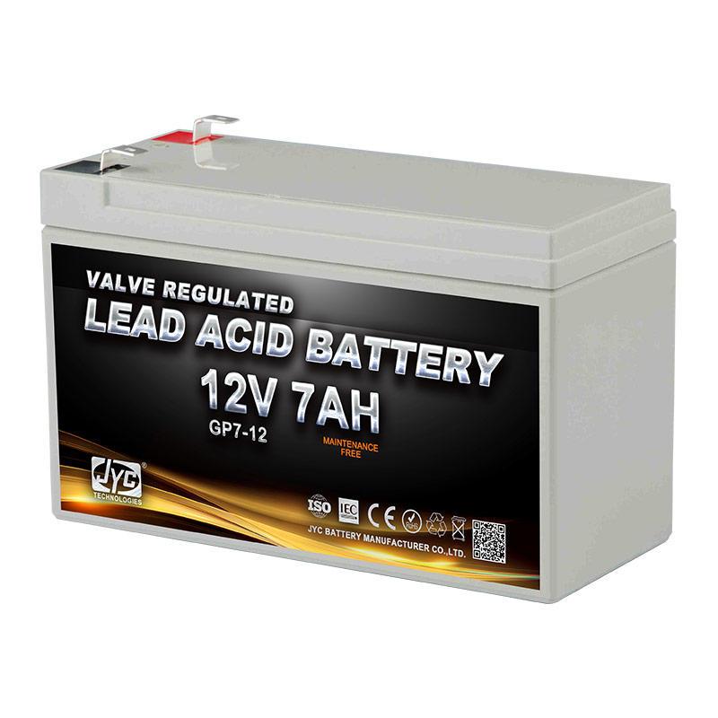 Super Quality Ups Battery 12v 7.2ah for Backup Power System