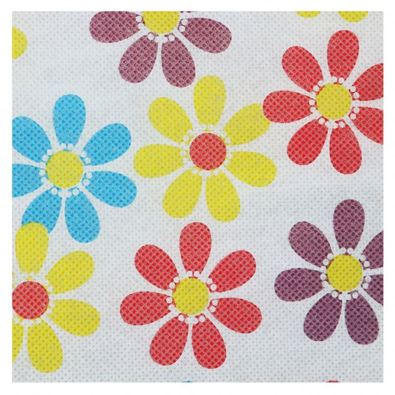 100gsm printed nonwoven bag making custom made nonwoven bags with cheap price