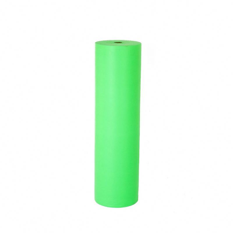 custom made color optional 100% pp nonwoven fabric roll for making grocery bag