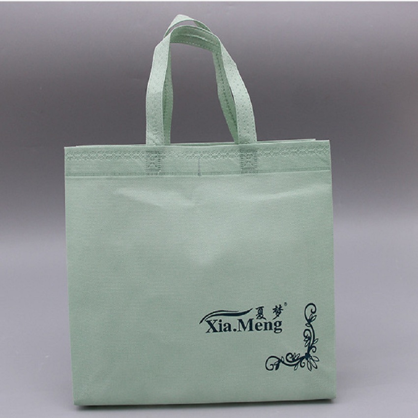 pp nonwoven folded bag 100% pp nonwoven tear resistant fabric for making shopping bag