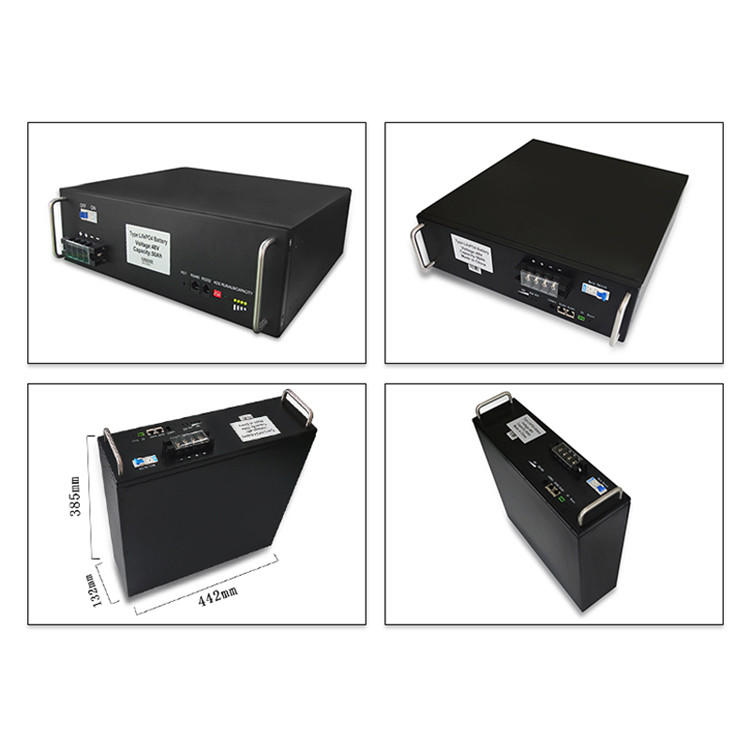 High quality durable using various recharge home 48V lithium ion battery