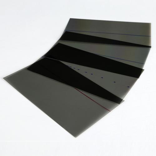 0-90 degree linear polarizer film rollfor LCD TV