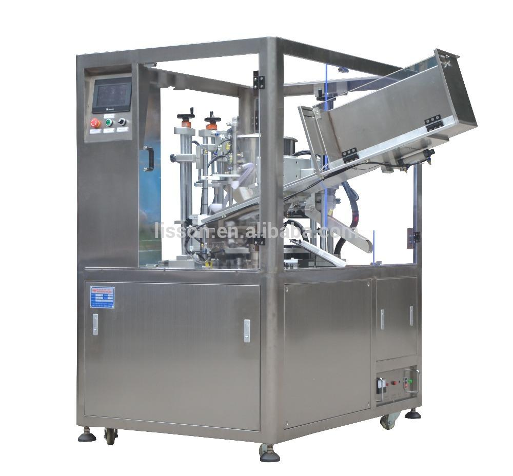 Price Ultrasonic Plastic Tubes Automatic Sealing Machine for Cosmetic