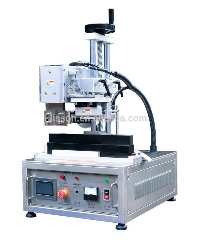 Small business Cosmetic Tube Ultrasonic Sealing Machine,soft plastic tube sealer machine