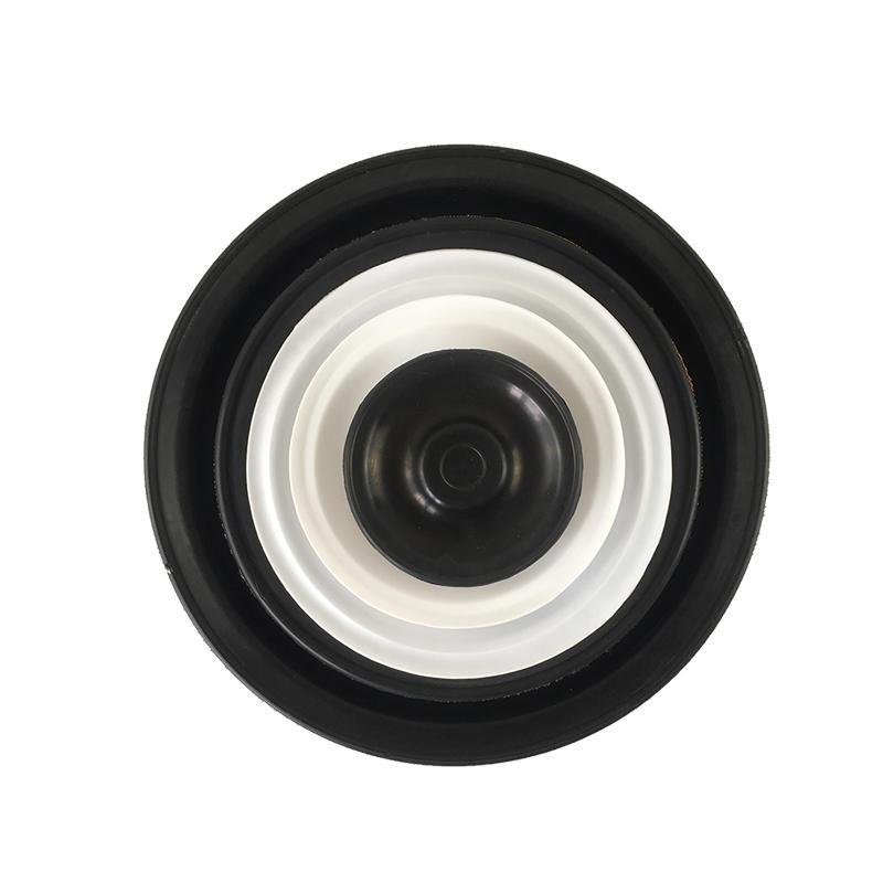 Husky 3300 Series 24K902 652002 652046 G3 Santoprene Pump Rubber Diaphragm Repair Kit
