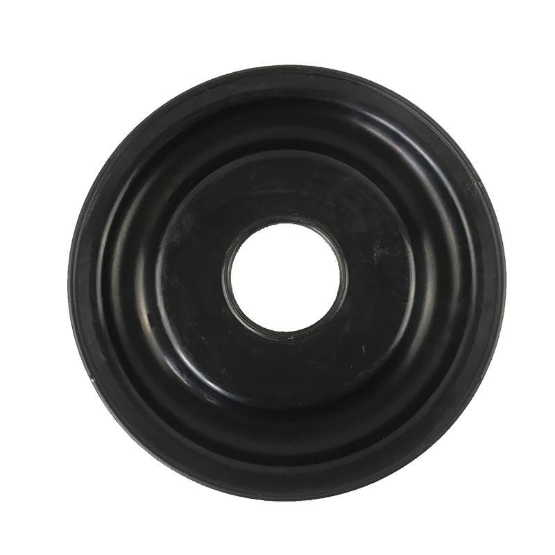 Black Husky 3300 24K897 652804 652812 Diaphragm Kit Nitrile Air Operated Double Membrane Pump