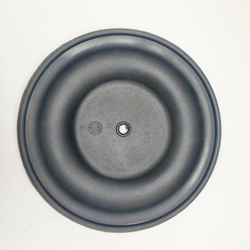 Husky 1590 Series 15B312 Pneumatic Double Diaphragm Pump Accessories Nitrile Buna Pump Diaphragm