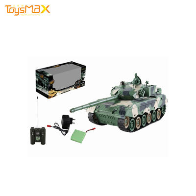 Hot Selling Novel Electric Eco-Friendly 40M China 96 Type Tank Amphibious Rc Tank For Adult And Kids