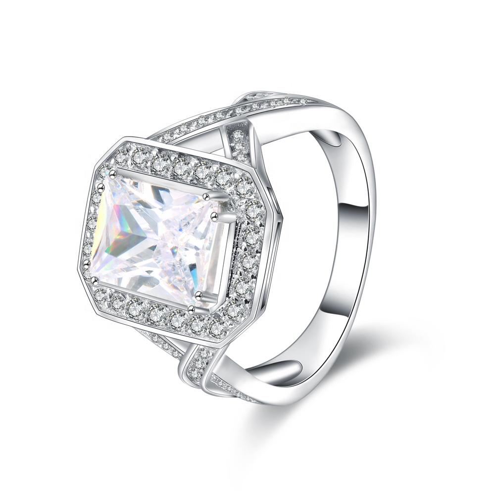 Natural Ruby Silver Ring, Gemstone Ring Ruby Engagement Rings Men Geometric