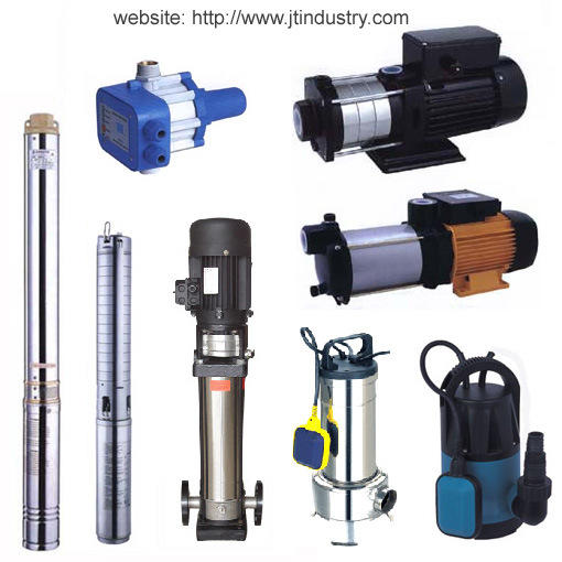 Water Pumps From Jt