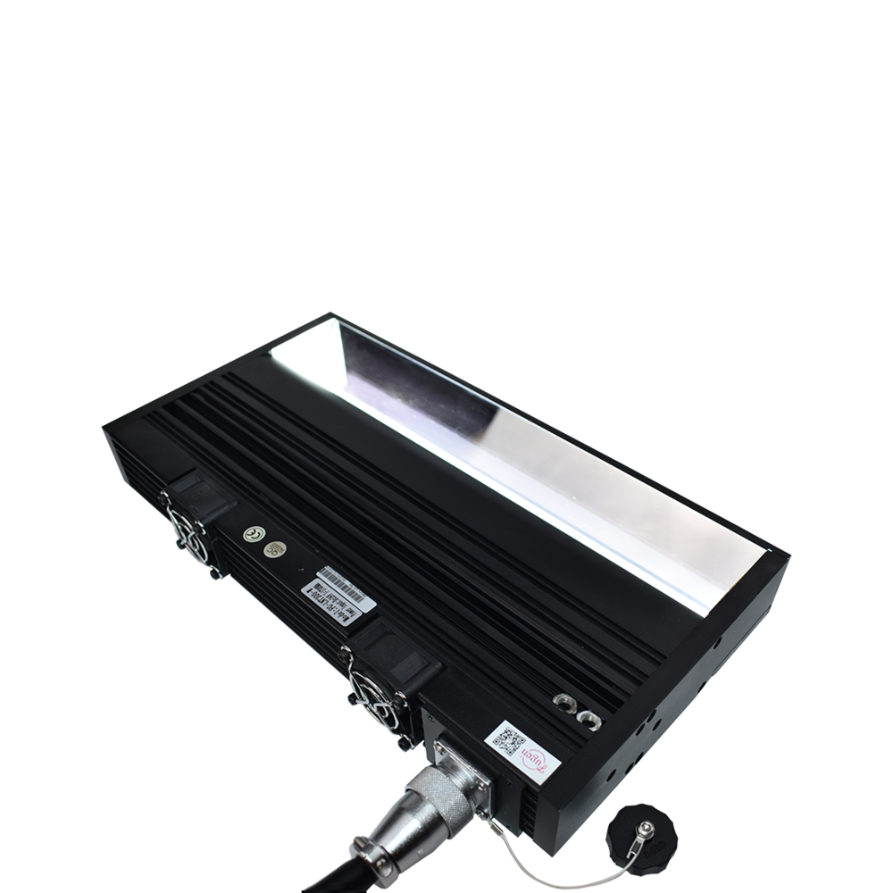 24V Wholesale Professional Machine Vision LED Coaxial Line Scan Light for Industrial Testing Supplier in China mainland