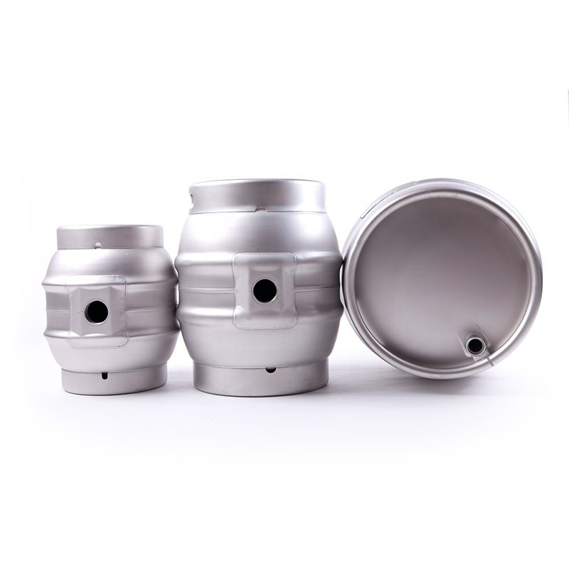 yantai trano Stainless Steel 4.5/9/18 gallon Beer Cask