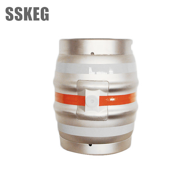 High Technology New Product Stainless Steel Beer Cask 18 Gallons