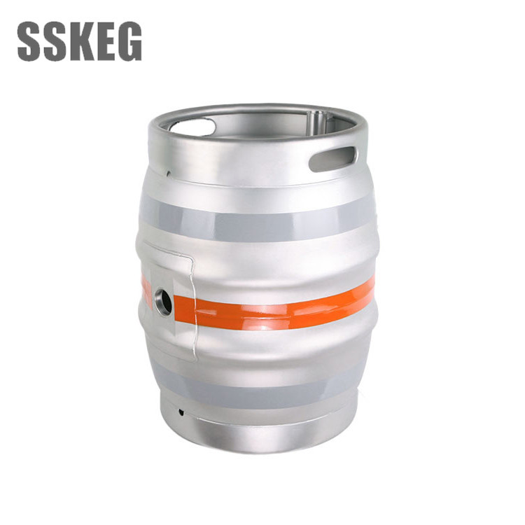 Durable Stainless Steel Empty Draft Beer Cask 18 Gallon Prices