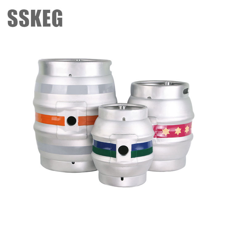 SSKEG-UK 2 Manufacturer Supplier Stainless Steel UK Standard Beer Cask for wholesale