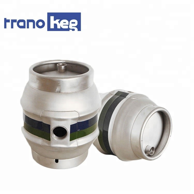AISI 304 STAINLESS STEEL FOOD GRADE UK 4.5 GALLON CASK