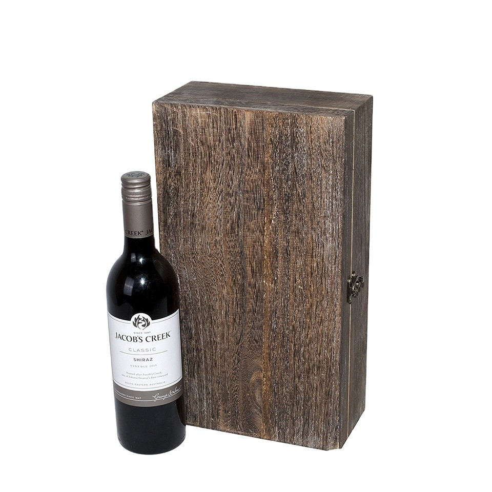 Hot sale Customized Cheap unfinished pine wooden box unfinished wooden box wine