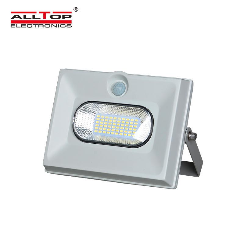 ALLTOP High lumen Bridgelux SMD Outdoor Waterproof IP65 50w 100w 150w solar led floodlight price