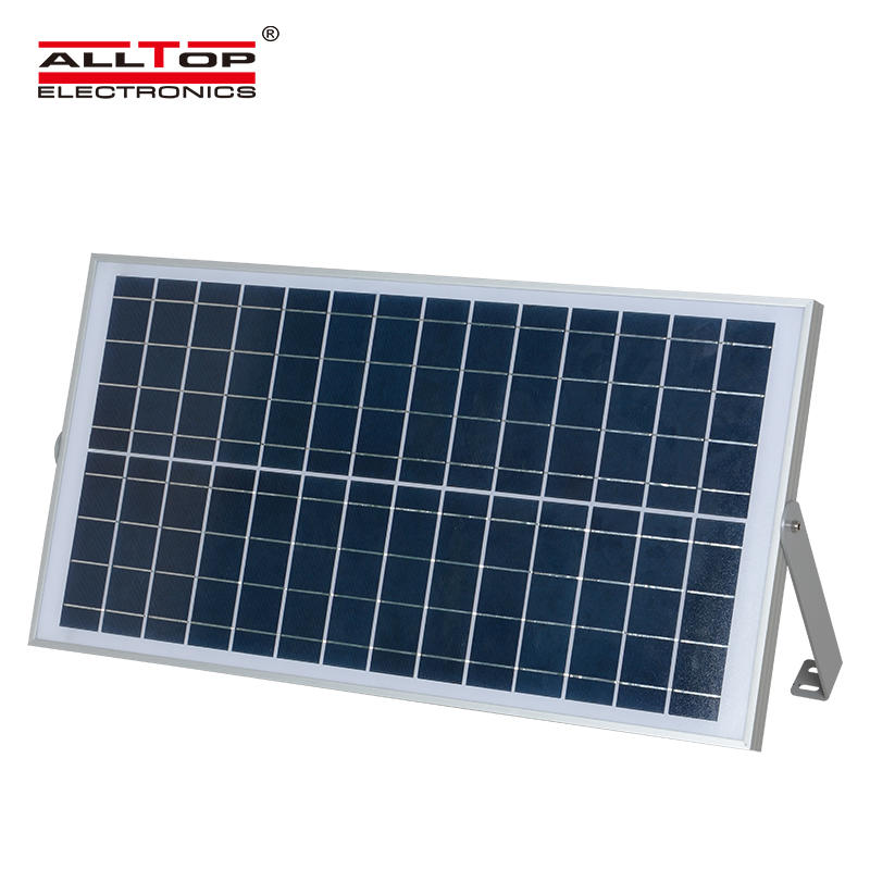 ALLTOP High Power Bridgelux Outdoor Waterproof ip65 SMD 10w 20w 30w 50w 100w solar led flood light