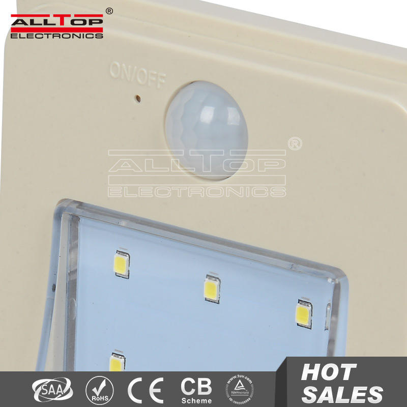 2w 3w 4w wall mounted outdoor hotel led wall light