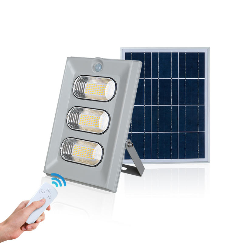 ALLTOP High quality outdoor lighting waterproof ip65 smd 50w 100w 150w led solar flood light