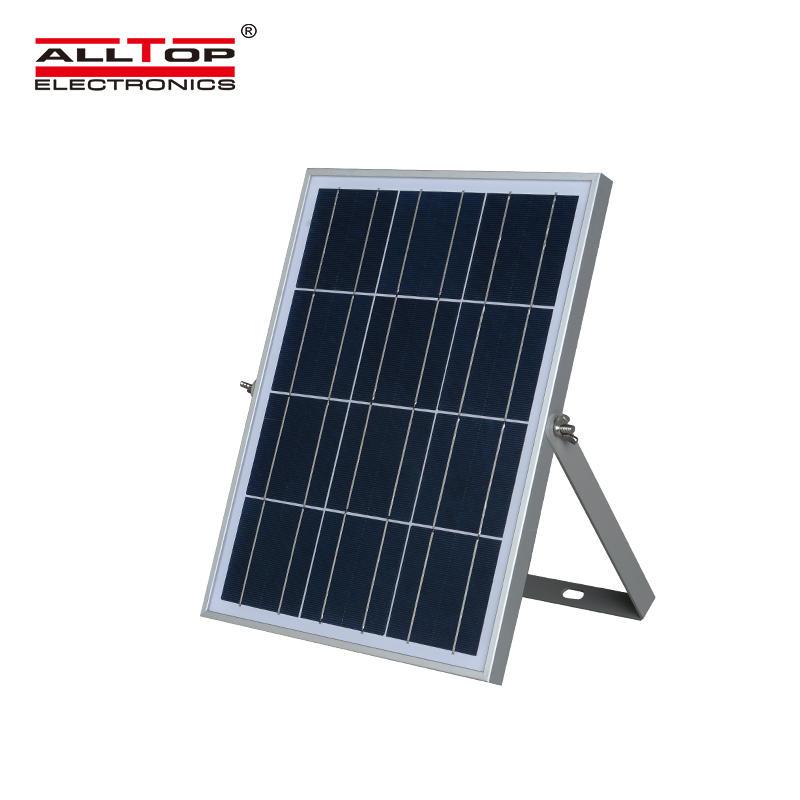 ALLTOP High quality solar panel ip66 waterproof 50w 100w 150w solar led floodlight