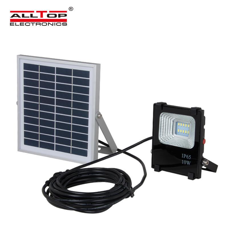 Most powerful outdoor 10w 20w 30w 50w 100w motion sensor ip65 waterproof marine led solar flood lights