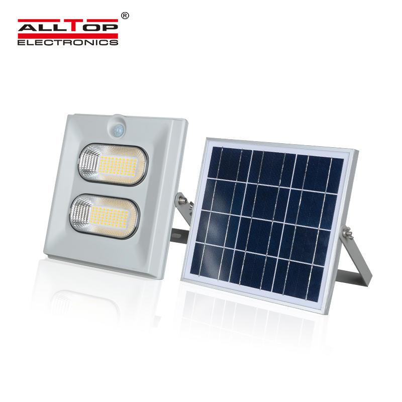 ALLTOP High lumen waterproof ip65 outdoor 50w 100w 150w solar led flood light