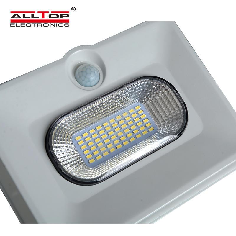 ALLTOP Outdoor ABS IP65 waterproof smd 50w 100w 150w solar led flood light
