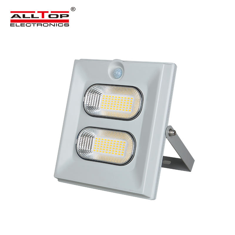 ALLTOP IP65 waterproof outdoor portable 50 100 150 watt solar led flood light