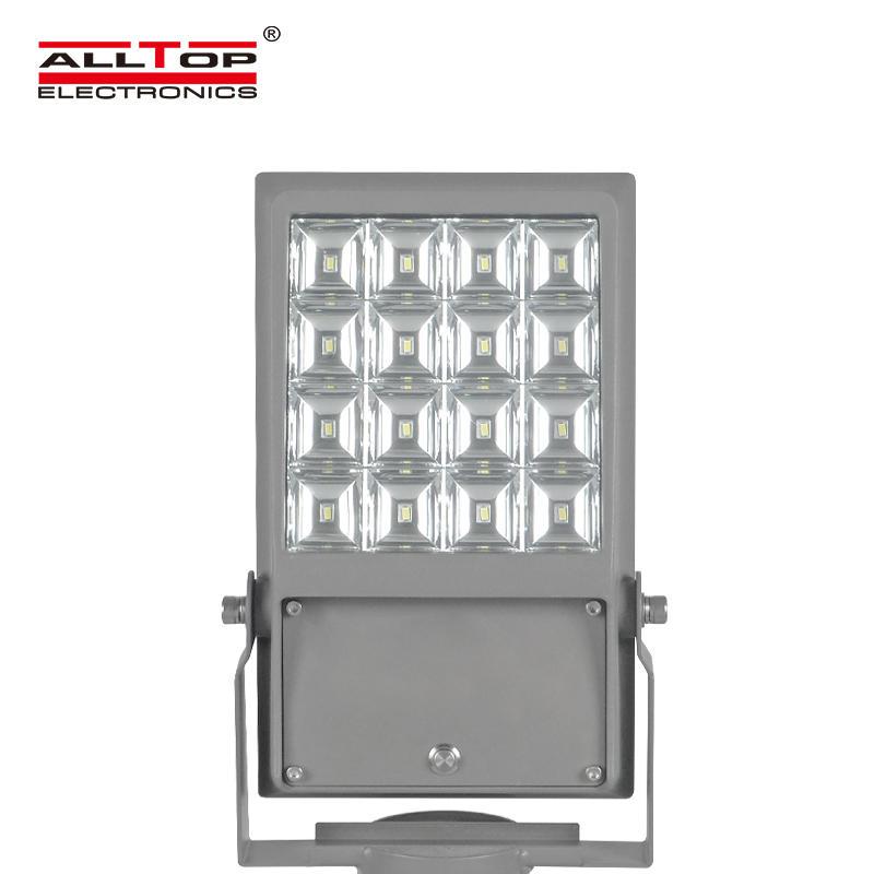 ALLTOP Hot sale waterproof outdoor lighting 8w 12w all in one led solar flood lamp