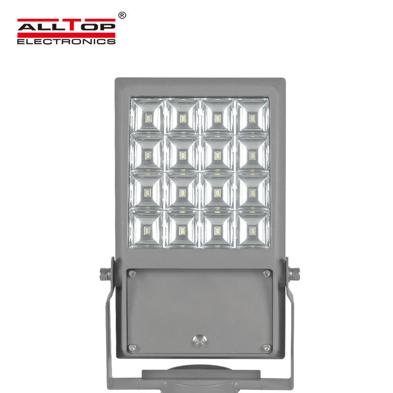 ALLTOP Hot selling waterproof outdoor advertising board lighting 8w 12w integrated all in one led solar flood lamp
