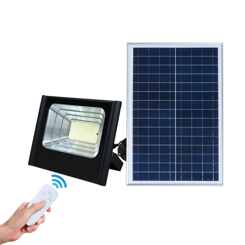 ALLTOP High quality die casting aluminum high efficiency brightest ip65 waterproof 50 100 150 200 w solar led floodlight