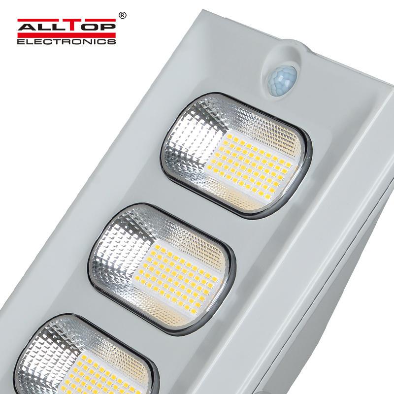 ALLTOP Energy saving waterproof ip65 outdoor lighting 50w 100w 150w led solar flood light price