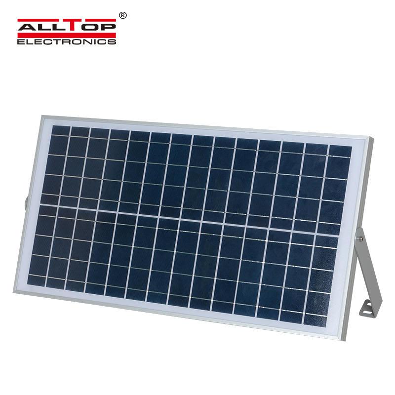ALLTOP High quality outdoor ip65 waterproof smd 10w 20w 30w 50w 100w solar led flood light