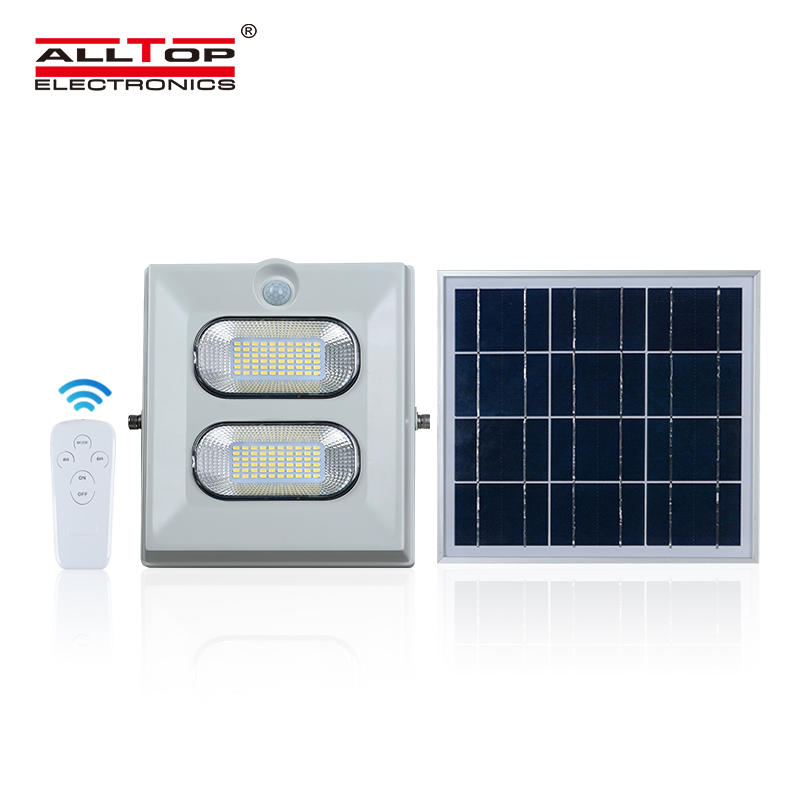 ALLTOP High lumen waterproof ip67 outdoor 50w 100w 150w solar led flood lamp