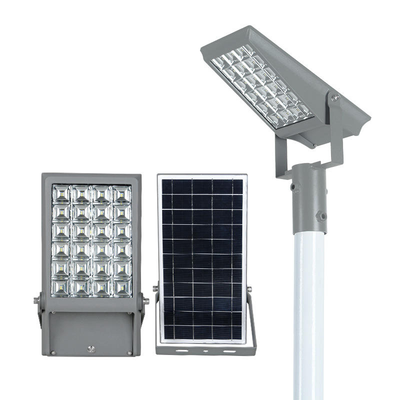 ALLTOP High quality outdoor ip65 waterproof Epistar smd 8w 12w solar led flood light