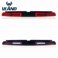 VLAND factory accessory led lights for Challenger Taillight 2008-2014 full LED Tail lamp turn signal with sequential indicator