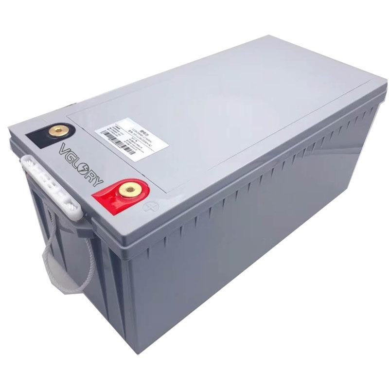 Protect against discharge lithium battery solar 24v 180ah 150ah 120ah 100ah