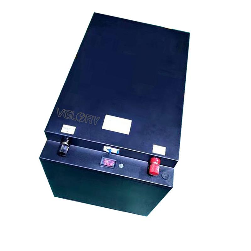 Deep cycle Free maintenance compact lifepo4 24v 200ah battery