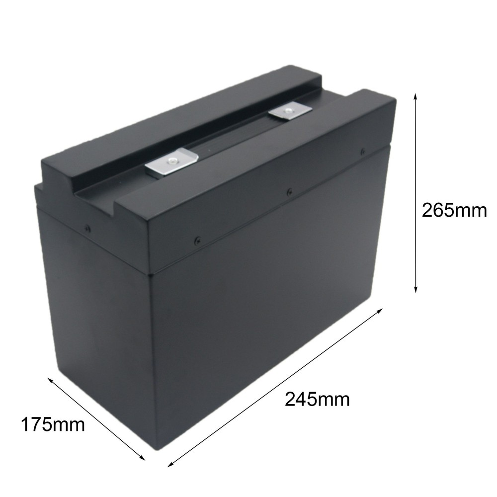 Protect against discharge lithium battery solar storage system 24v 35ah