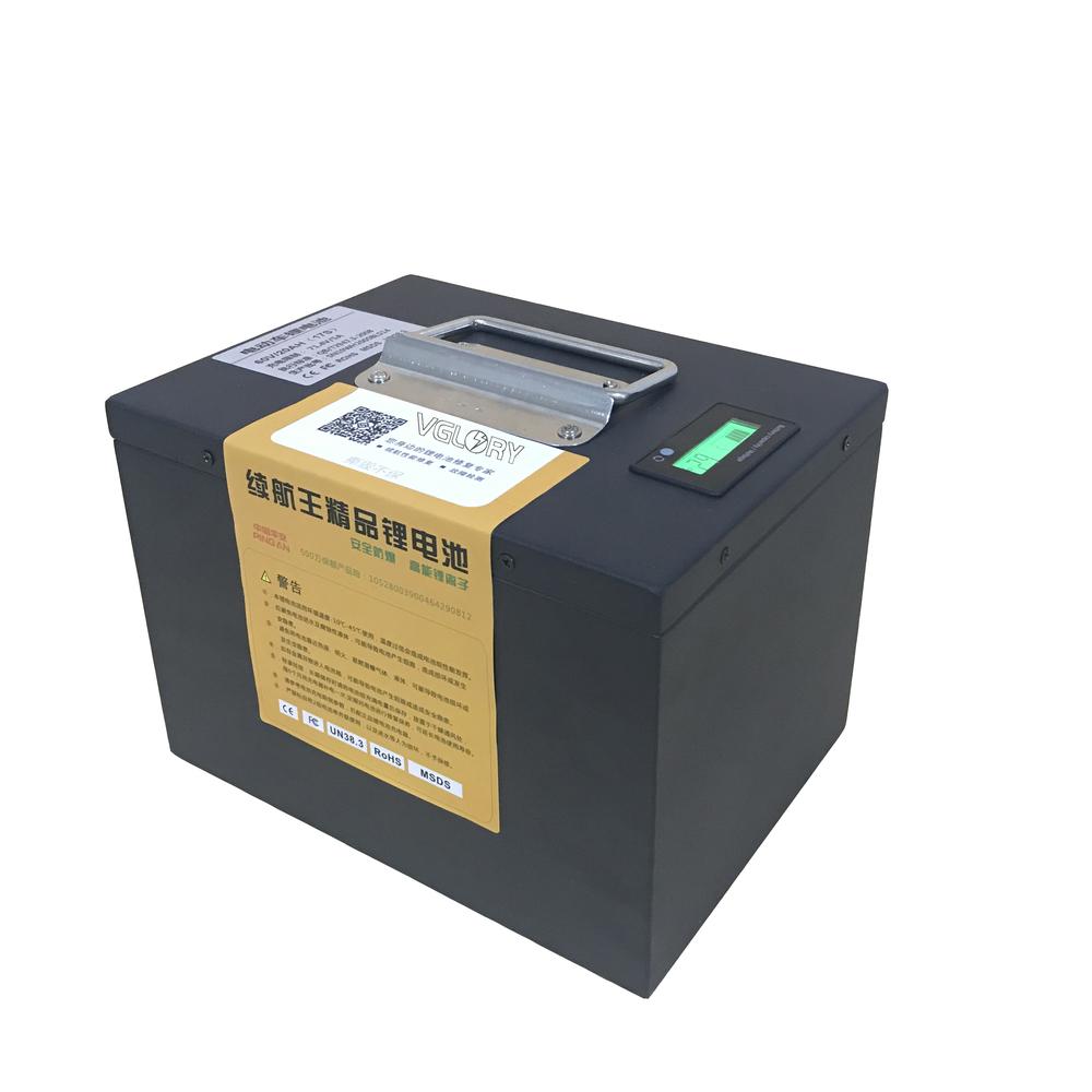 China Wholesale Circularly usable 24v 60ah lithium battery 80ah