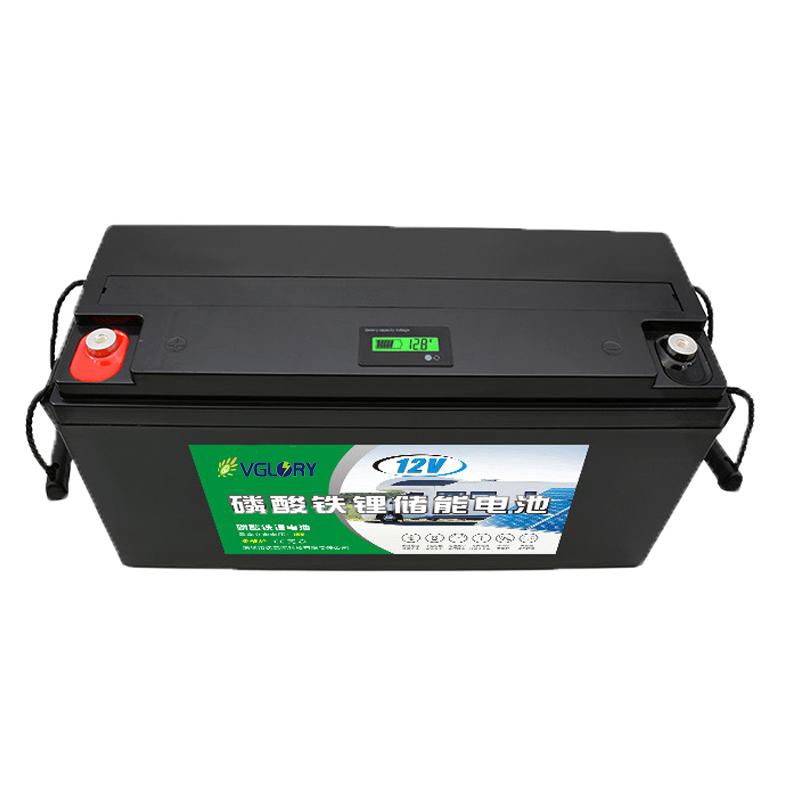 Intelligent BMS system lifepo4 iron batteries 12v 24 volt 48v 48 volt 120ah 150ah 200ah lithium ion storage battery 24v 100ah