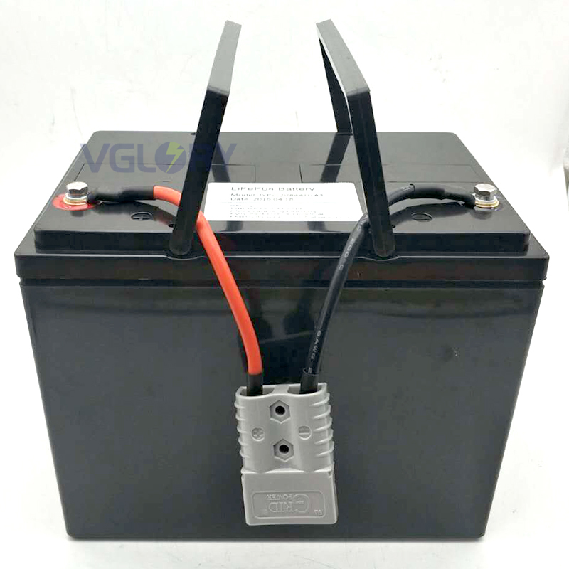 Powerful optional Can used circularly solar battery storage systems 24v 80ah
