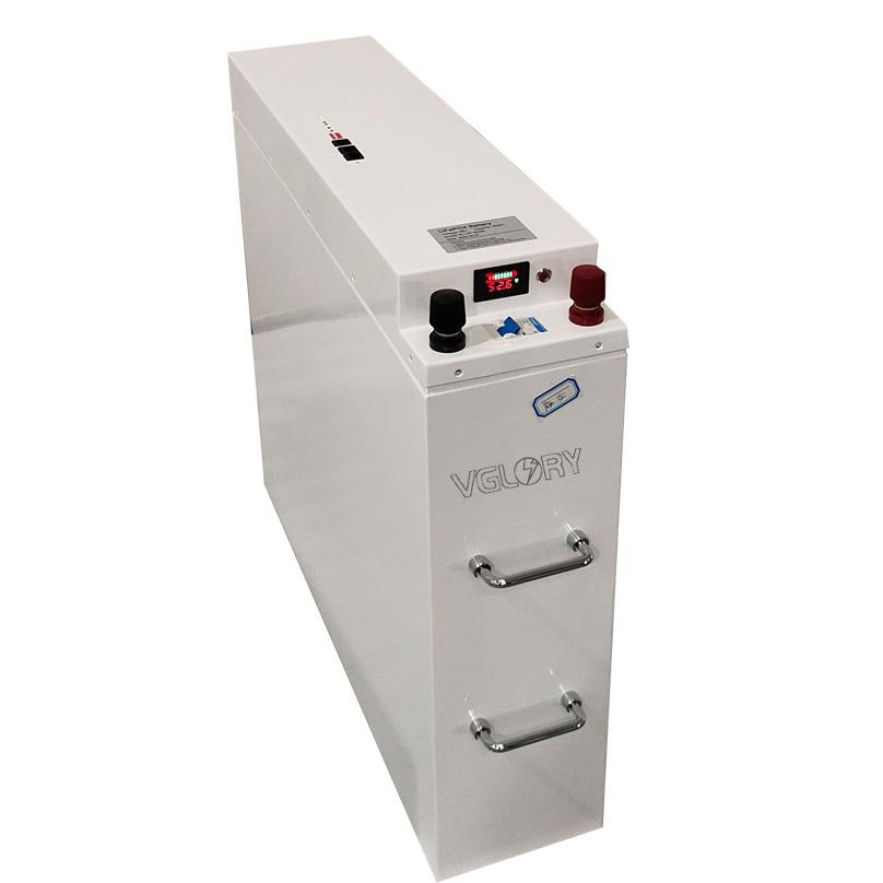 Maintenance Free high density battery lifepo4 24v 200ah