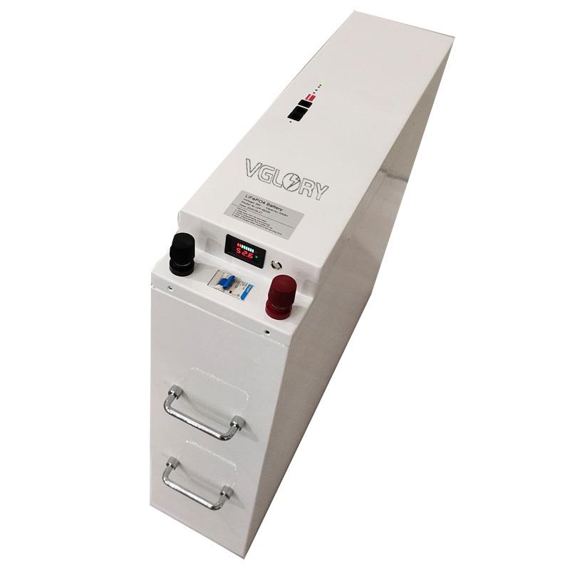 Available Custom shape 24v 200ah battery lithium 100ah