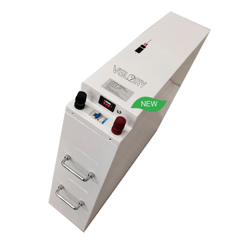 Run well under different temperature 200ah 24v lithium battery 100ah