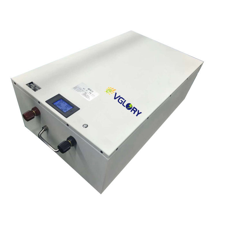 With intelligent Balancing protection energy storage system lithium battery 24v 200ah